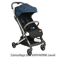 Прогулочная коляска Pituso Style синий камуфляж, фото 1