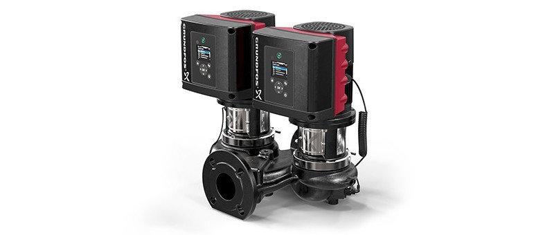 TPE3 D со встр. част. преобразователем и встроенным комбинированным датчиком температуры и перепада давления, фото 2