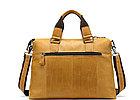 Натуральная кожаная сумка - стильный аксессуар. Рассрочка. Kaspi RED, фото 2