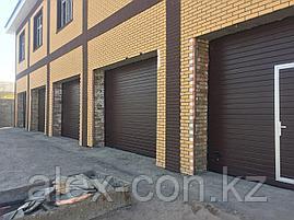 Подъёмные гаражные ворота, фото 2