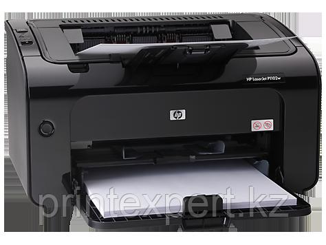 Принтер HP CE658A LaserJet Pro P1102w (А4) 600dpi, 18ppm, 8Mb, 266Mhz, USB 2.0, WiFi , ePrint, фото 2