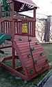 Игровой комплекс из дерева Кедр -Эльф, фото 4