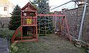 Игровой комплекс из дерева Кедр -Эльф, фото 5