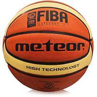 Мяч баскетбольный METEOR FIBA 7 РАЗМЕР (ORIGINAL) ПОЛЬША, фото 1