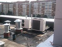 Монтаж. сборка, настройка, ремонт Компрессорно-конденсаторного блока