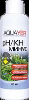 AQUAYER pH/KH минус 100 mL