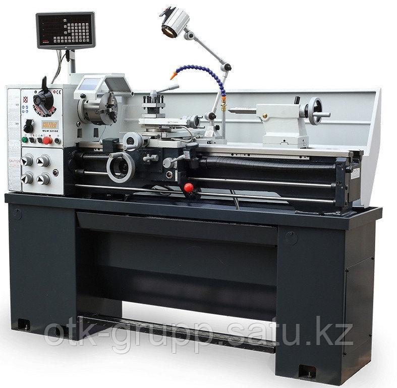 Универсальный токарно-винторезный станок Metalmaster MLM 320x1000