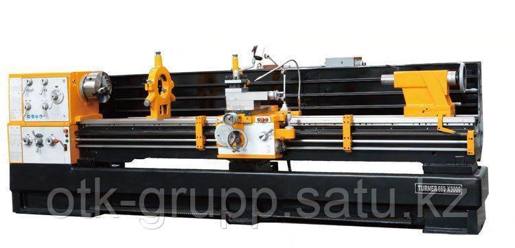 Универсальный токарно-винторезный станок MetalMaster MLM 660 2000-3000