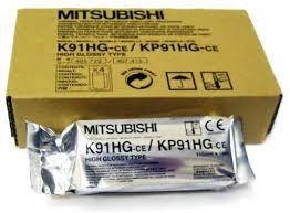 Misubishi KP91HG-CE Бумага для УЗИ принтера ч/б, глянцевая, высокой плотности , формат A6, Алматы