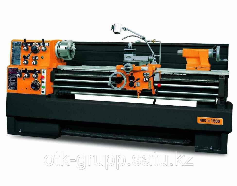 Универсальный токарно-винторезный станок Metalmaster MLM 460x1500