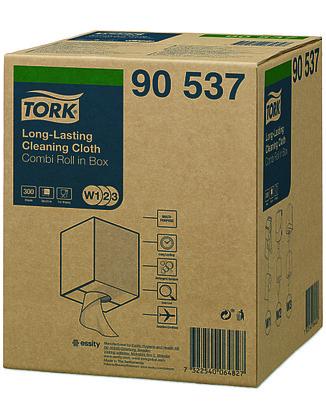 Нетканый материал для интенсивной очистки Tork 90537, фото 2