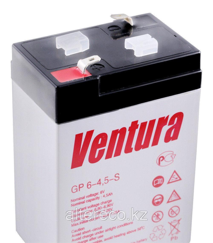 Аккумулятор Ventura GP 6-4,5 (6В, 4,5Ач)