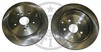 Тормозные диски Toyota Previa (90-01, Optimal, задние)