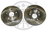 Тормозные диски Toyota Previa (90-00, передние, D255, Optimal)