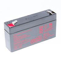 Аккумулятор WBR GP 613 (6В, 1,3Ач)