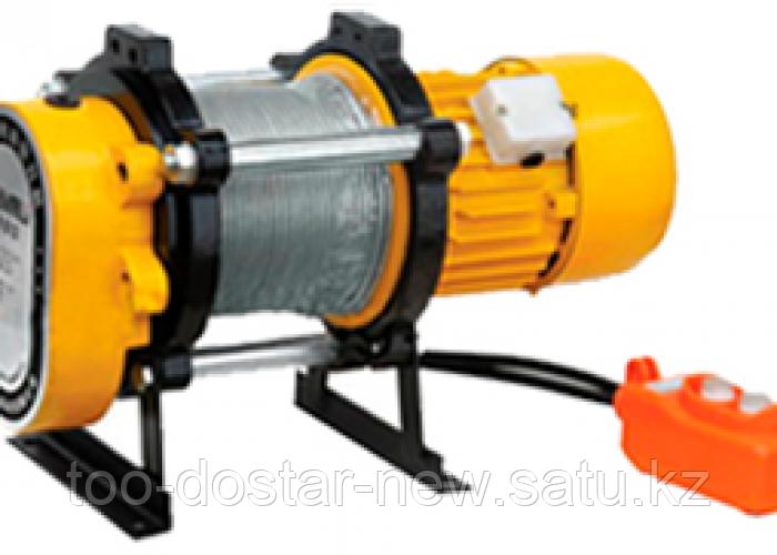 Лебедки электрические KCD 1 т 60 м