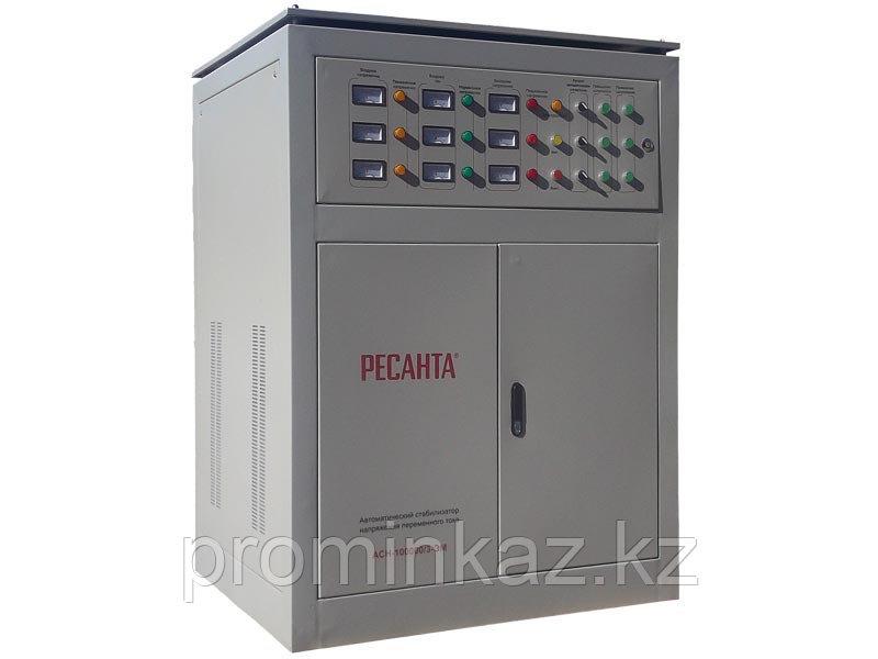 Стабилизатор напряжения РЕСАНТА АСН-150000/3-ЭМ 150кВт