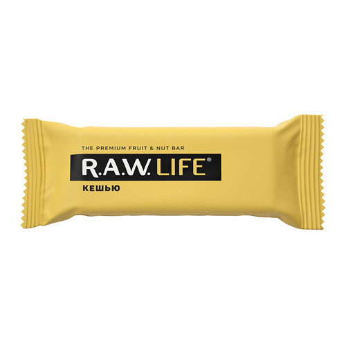 """Батончик """"Кешью"""" Raw Life"""