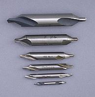 Сверло центровочное ф6,3