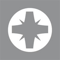 Отвертка для винтов с крестообразным шлицем