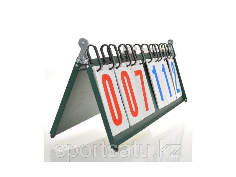 Спортивное табло перекидное судейское 6 цифр