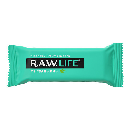 "Батончик ""Те Гуань Инь"" Raw Life"