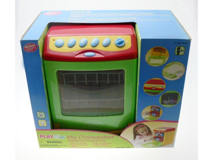 PlayGo Моя первая Посудомоечная машина