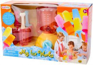 PlayGo Игровой набор для приготовления мороженого с блендером