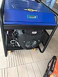 Бензиновый генератор Mateus 12GFE3, (12 кВт), 380В, фото 4