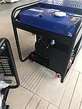 Бензиновый генератор Mateus 12GFE3, (12 кВт), 380В, фото 5