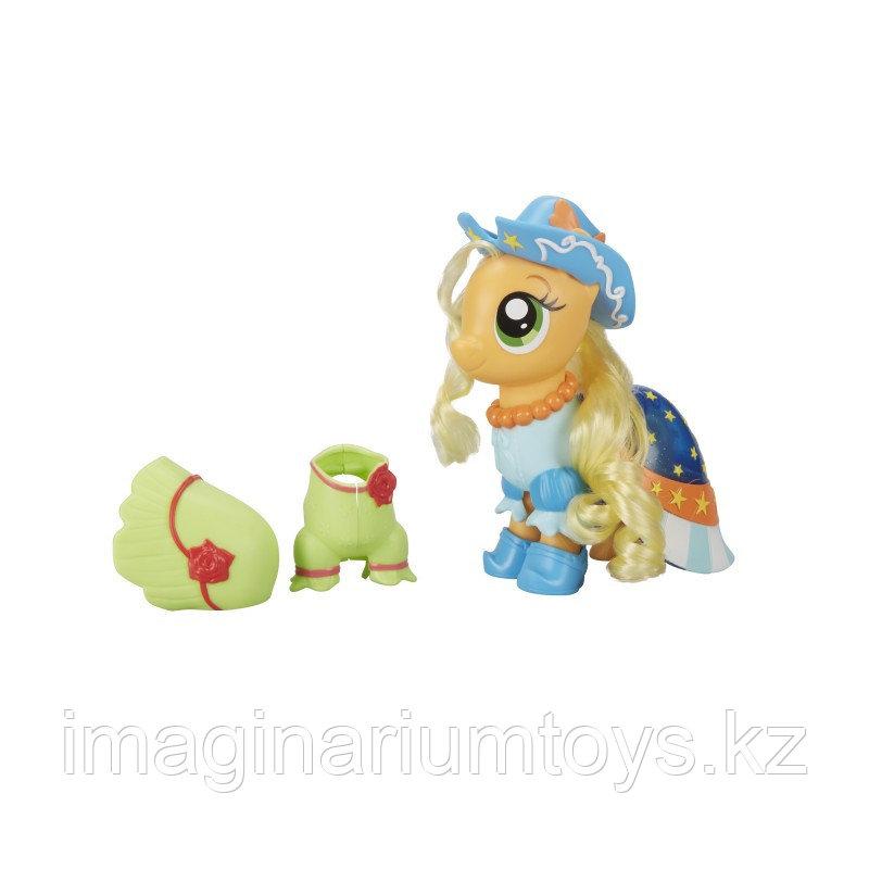"""My Little Pony """"Сияние"""" Пони-модница Эпплджек"""