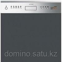 Встраиваемая посудомоечная машина с открытой панелью управления, 60 см Smeg PLA6442X2
