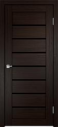 Дверь межкомнатная Интери 11 стекло чёрное