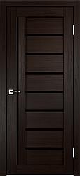 Дверь межкомнатная Интери 13 стекло чёрное