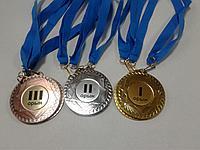 Изготовление значков и медалей на заказ по индивидуальному заказу, фото 1
