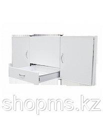 Экран с выдвижным ящиком 1690*540*580 (Белый)