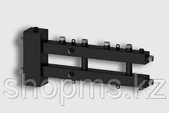 Разделитель гидравлический совмещенный с коллектором Север-М2+1 черный