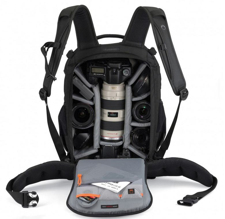 Сумка-рюкзак 400AW для DSLR и всех возможных аксессуаров
