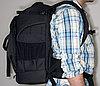 Сумка-рюкзак 400AW для DSLR и всех возможных аксессуаров, фото 4