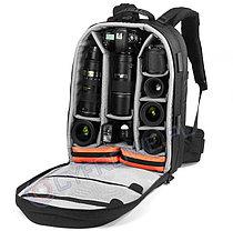 Сумка-рюкзак LOWEPRO для фотоаппарата и ноут бука и всех возможных аксессуаров, фото 2