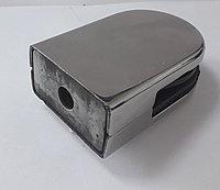 Стеклодержатель AISI 201 new для профильной трубы