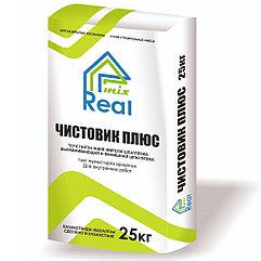 Шпатлевка «Чистовик плюс» Realmix 25 кг.