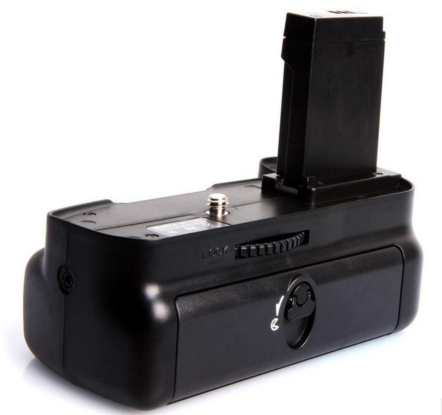 Батарейный блок (бустер) на Canon EOS 1100D/Rebel T3