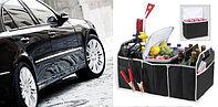 Органайзер для багажника автомобиля с термосумкой EdgeHome.