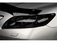 Защита фар /очки на Toyota Camry 50/Тойота Камри 50 2011- темная, фото 1