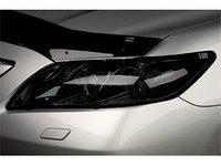 Защита фар /очки на Toyota Camry 40/Тойота Камри 40 2006-2009- темная