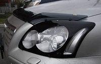 Защита фар /очки на Toyota Avensis/Тойота Авенсис 2003-2008