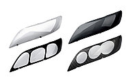 Защита фар /очки на Toyota Corolla/Тойота Королла 2003-2007