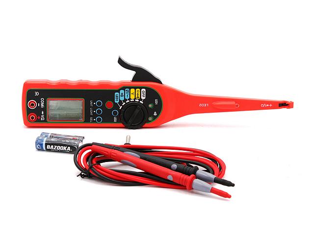 Автомобильный тестер электрических цепей IC-130
