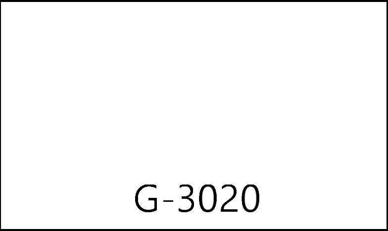 Виниловая пленка ОРАКАЛ Белый цвет G-3020